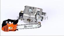 Envío gratis de accesorios de combustible alta calidad carburador para mini profesional motosierra ST2500 gasolina de la motosierra