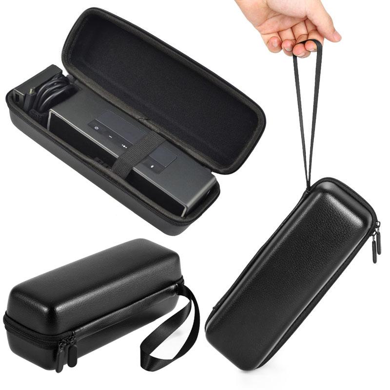 Zipper Travel Portable Hard Case Bag For Bose Soundlink Mini Mini 2 Portable Bluetooth Speaker(China (Mainland))