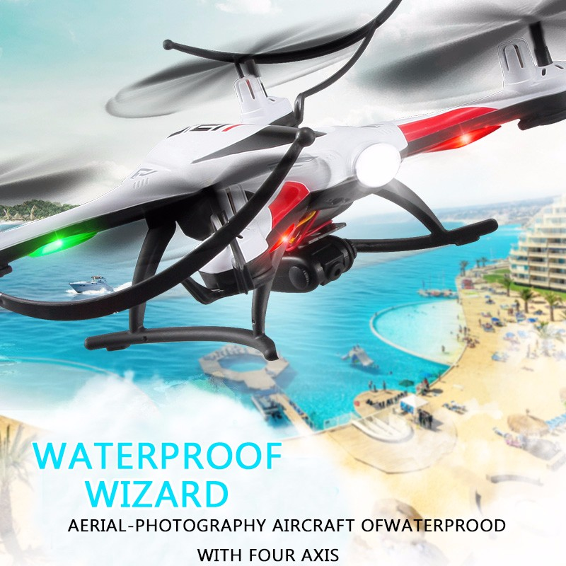 RC Racing Drone JJRC H31 Waterproof Resistance To Fall Headless Mode One Key Return Quadcopter Profissional Dron RC Helicopter