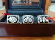 Free Shipping 1976 1980 1983 Oakland Raiders Super Bowl Championship Ring, three together solid high quality(China (Mainland))