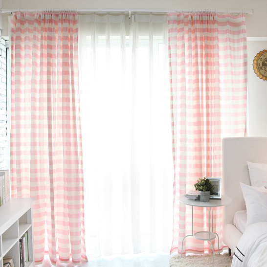 Free Shipping Modern Minimalist Bedroom Curtains Curtains
