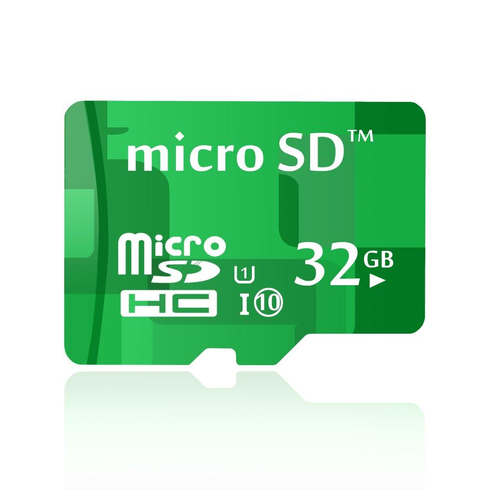 New 32GB Memory Card Bicolor Micro SD Card 32 GB Class 10 TF Card Full Capacity Guaranteed 1 Year Warranty(China (Mainland))