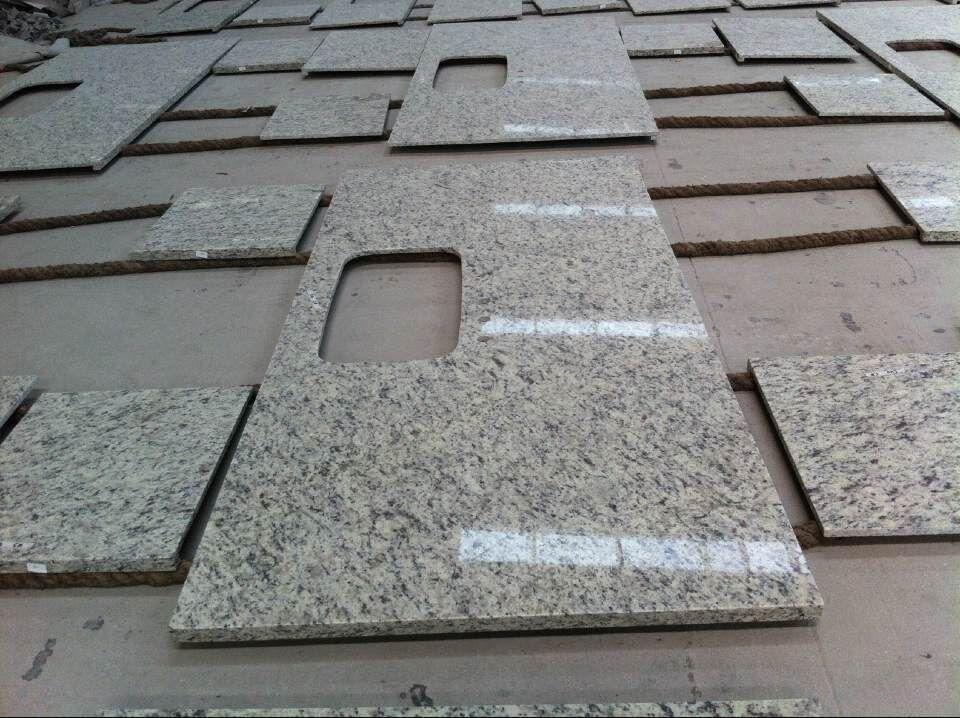 White rose granite slab cut to size slab countertops for Granite slab dimensions