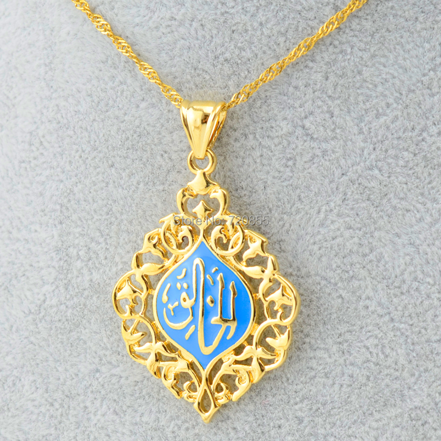 arabic gold jewelry 22k islamic necklace s gold
