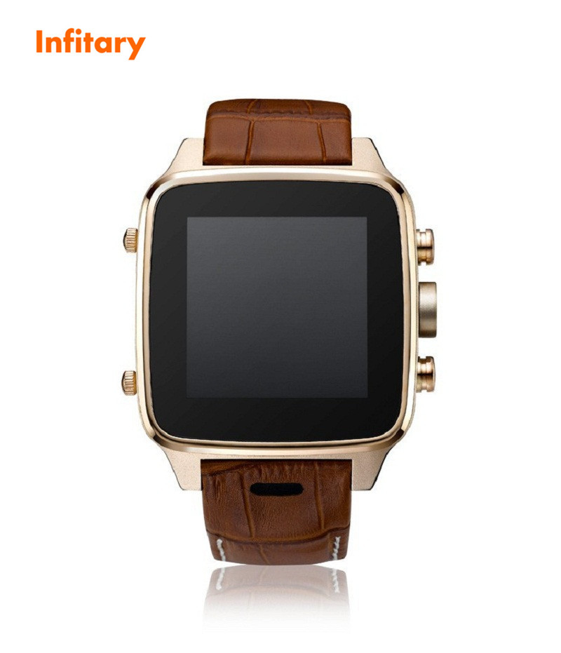 montre connecter Wearable Smart Watches telephone M8 can put a SIM bluetooth connection Android Wristwatch for smart phone(China (Mainland))