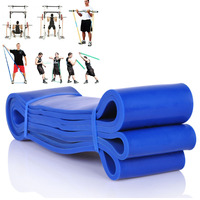 Yoga Fitness Equipment CrossFit 65 to 175 Pounds Pull Up Rubber Expander Resistance Bands Rubber Loop Premium Latex #03012