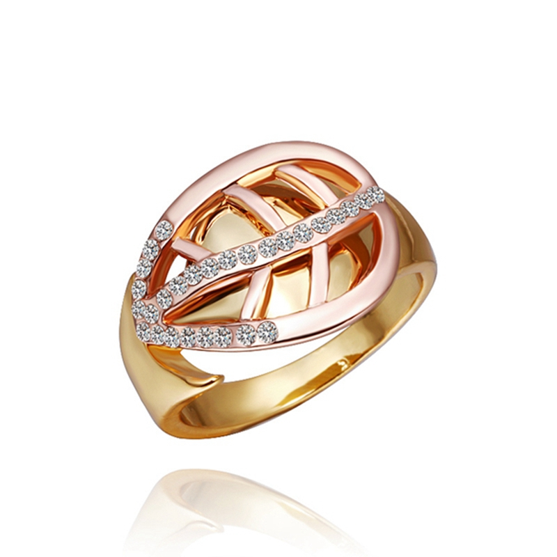 best gift 18k gold plated fashion jewelry bulgary mens