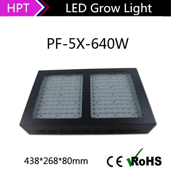Hydro 640w full spectrum led grow lights Powerful 5w chip flower lamp plants tent Freeshipping - PH-Team store