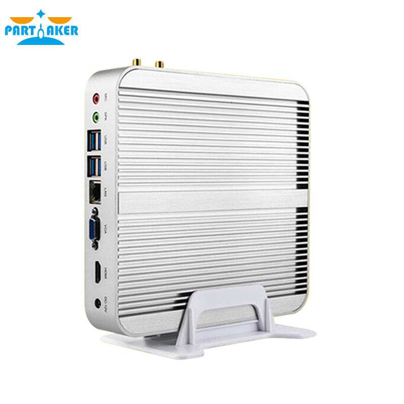 Smallest Linux Computer Core i3 Mini PC with Intel Core i3 4010/ 5005U i5 4200u WIFI 300M HDD(China (Mainland))