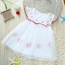 Baby Dresses Girls Baby Clothes The Princess Dress Babies Hot Sale Cute Children Dress