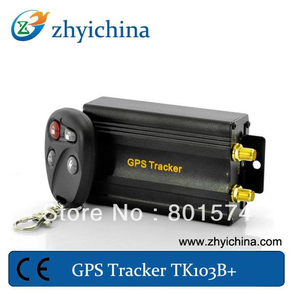 aliexpress Remote control gps vehicle tracker tk 103B+ gps car alarms central locking &amp; fuel consumption monitoring system<br><br>Aliexpress
