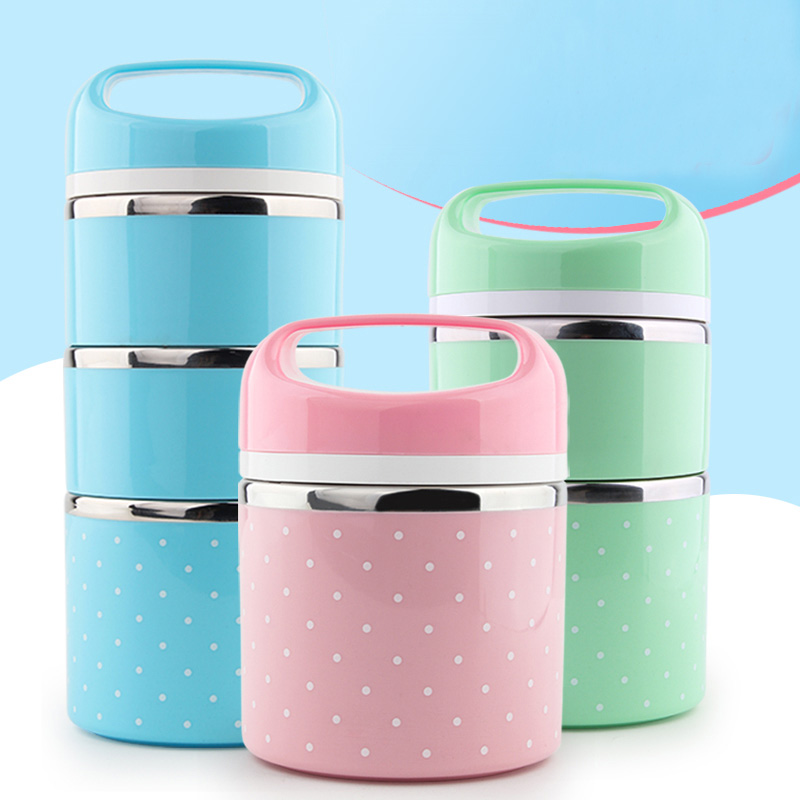 bento lunch box with thermos 2 layer stainless steel thermos bento lunch box japanese thermos. Black Bedroom Furniture Sets. Home Design Ideas