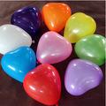 100pcs lot Latex Inflatable Balloons Plain Colored Wedding Birthday Party Balloons Decoration Globos Air Balls Baloons