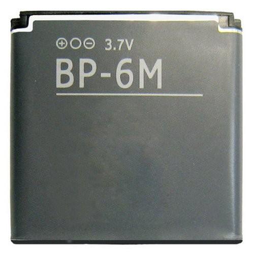 BP-6M 1070mAh Battery For Nokia N93 N73 N77 9300 9300i 6233 6280 6151 6288 6282 3250 X6 BP 6M BP6M Original New Phone Batteries(China (Mainland))