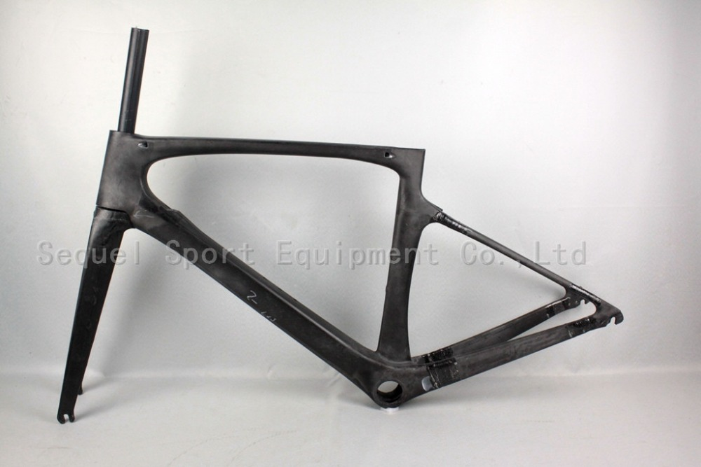 2016 New design carbon road frame quadro da bicicleta carbon bike frame Di2 And Mechanical Both Derailleur bicycle frameset(China (Mainland))