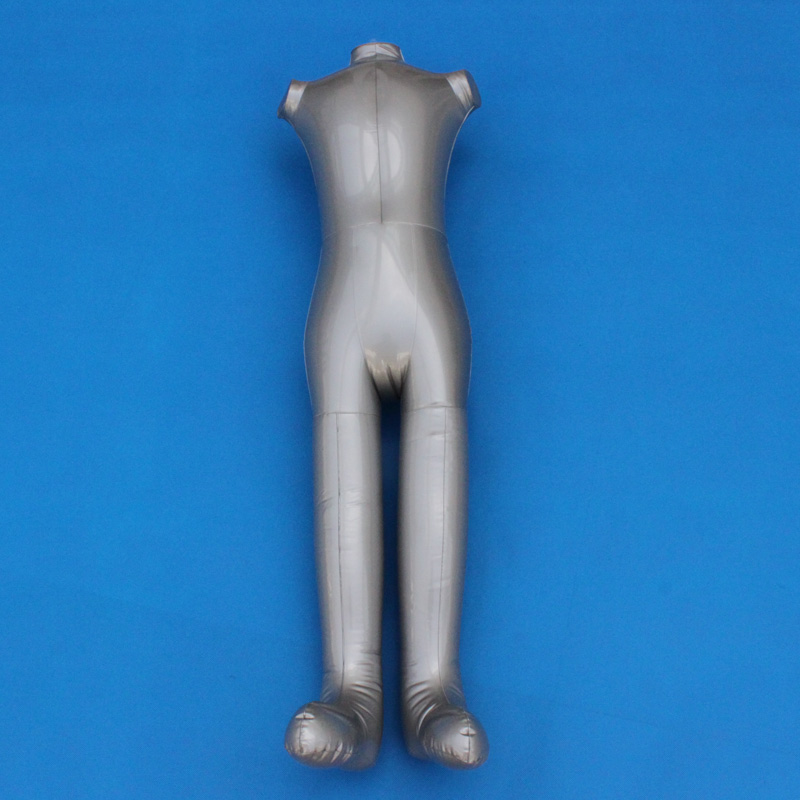 High Quality Hot sale Chilren Full Body Top Pant Underwear Inflatable Mannequin Dummy Torso Model Display man(China (Mainland))