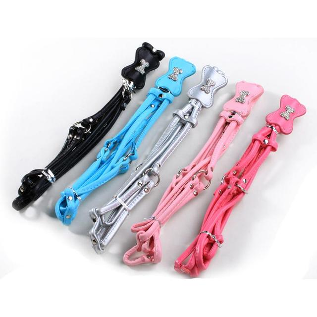 Wonderful Small dog harness  and leash lead supplies Designer dog Collars sets Chihuahua Pet Shop Dog  Arnes Para Perros HP732