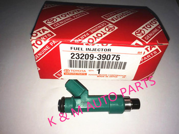 ORIGINAL FUEL INJECTOR NOZZLE INJECTION OEM 23209-39075 23250-39075 for Toyota 4Runner Tacoma Tundra Land Cruiser