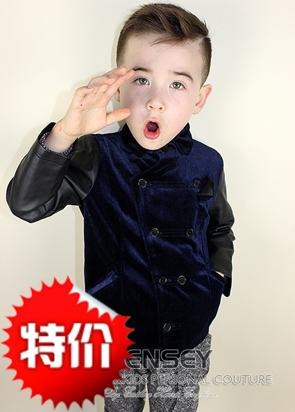 LAVENSEY children with 2016 boys spring coat jacket men male British special offer clearance sale(China (Mainland))