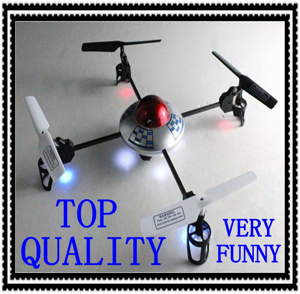 Hotsell Big 6 AXIS 4Channel 2.4Ghz RC Quadcopter With Camera Radio Control Helicopter quad copter Ar Drone Toys for children Kit(China (Mainland))