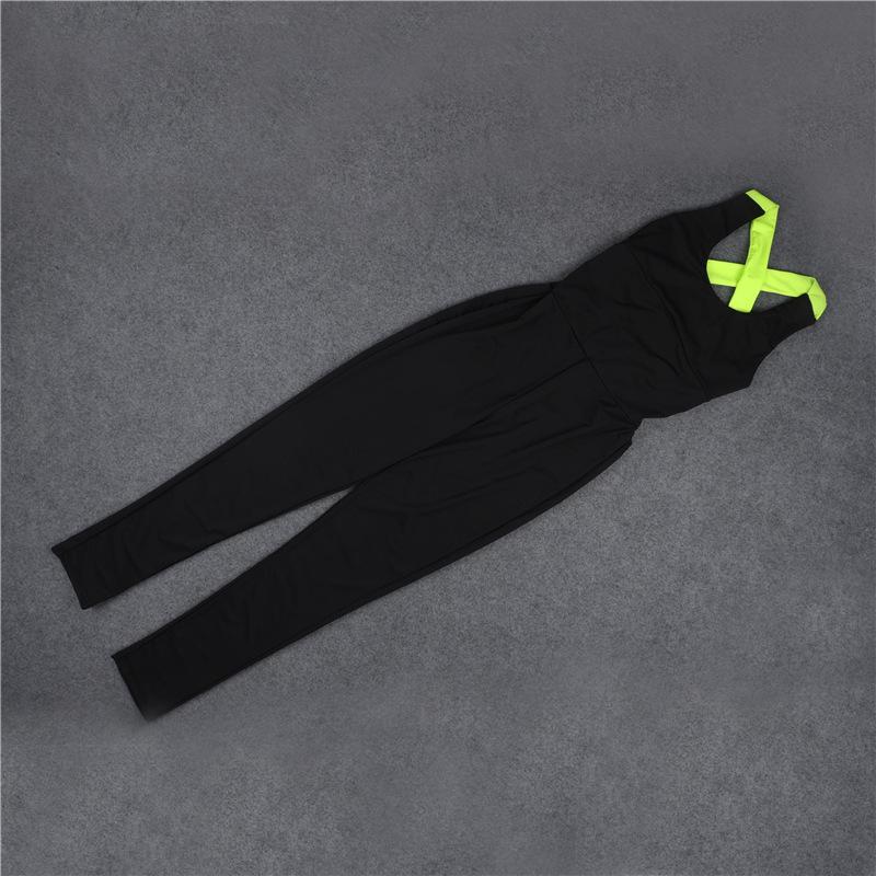 костюм для занятия йогой из Китая