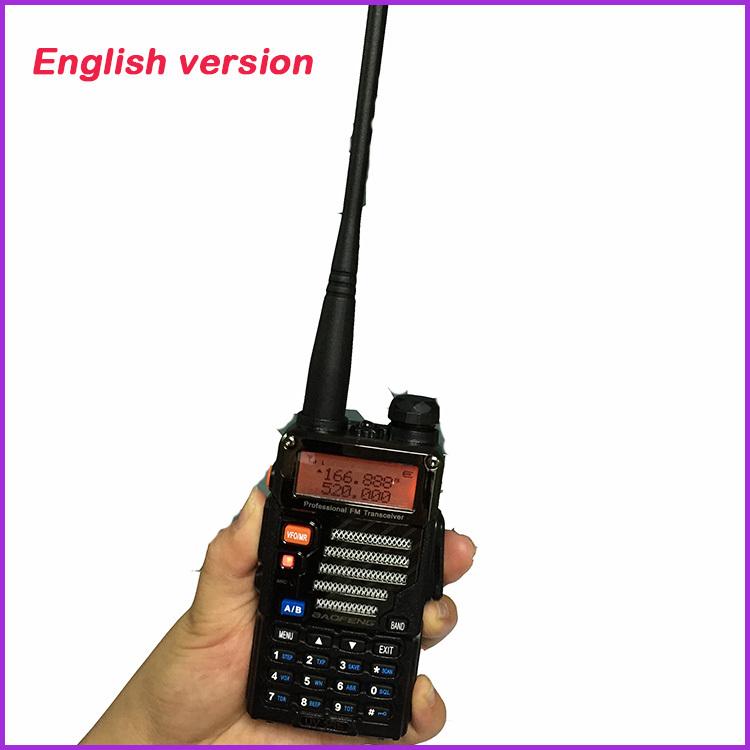 cb Radio Vhf Uhf Dual Band Pofung Baofeng UV-5RE plus Two Way Radio Walkie Talkie Waterproof With VOX Radio Comunicador Portatil(China (Mainland))
