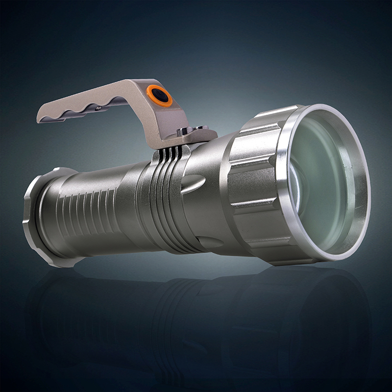 CREE XML-T6 2000 Lumen LED Flashlight Torch Hand-held Searchlights Portable Search Light, Camp Hunt(China (Mainland))