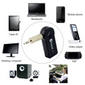 Wireless Bluetooth Music Receiver Adapter Audio 3 5mm Stereo A2DP Music Streaming Car Kit for Car