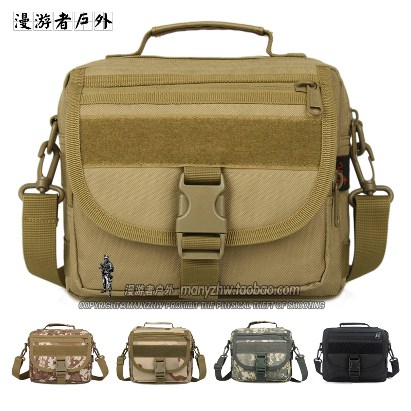 Men's Travel Bags Shoulder Bags Molle Outdoor Sport Military Tactical Messenger Bags Casual Mens Bag Cheap For Men Free Shipping(China (Mainland))