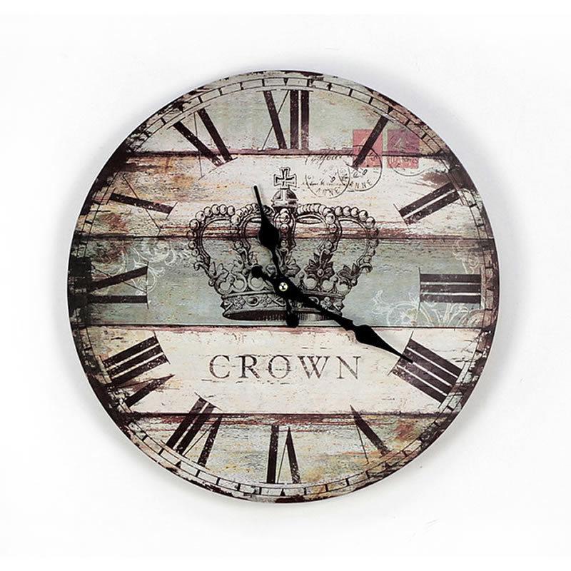 Londres horloge murale promotion achetez des londres for Grande horloge murale moderne
