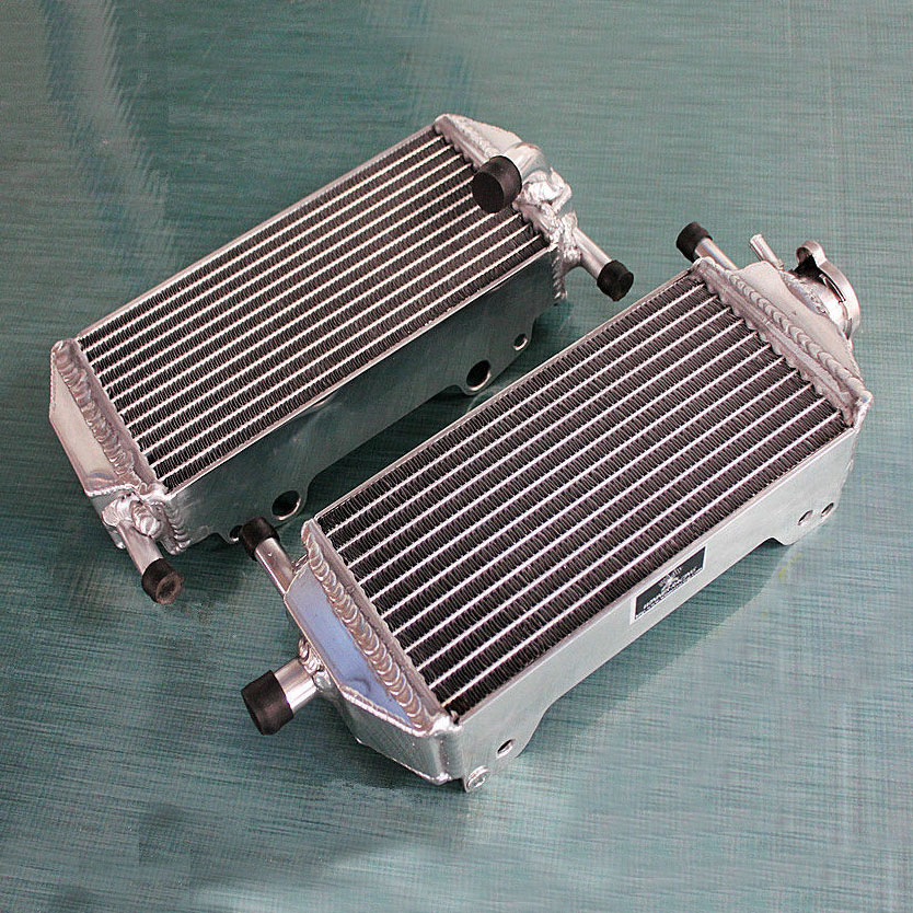 L&amp;R Aluminum alloy radiator Suzuki RM250 M/N MODEL 2-STROKE 249/250cc 89-1992 cooling parts accessories engine cooling parts<br><br>Aliexpress