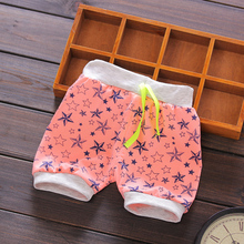 2016 NEW of the summer wear pants cotton Adele, baby infant children tide leisure single short pants(China (Mainland))