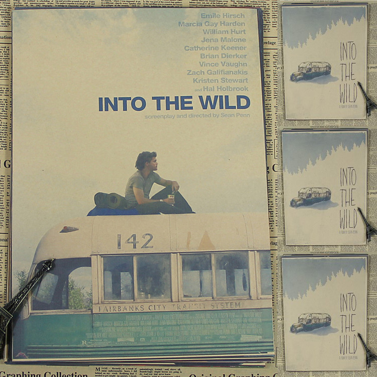 into the wild critical essay