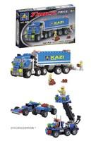 Детское лего Versandkostenfrei! 84026 180 rettungswagen 3d diy ziegel das lernen der p dagogische spielzeug