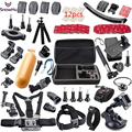 New Gopro Accessories set Large bag Flexible Tripod Floating Handle Grip for gopro hero 4 3