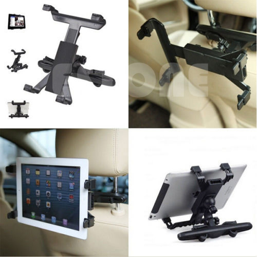 Гаджет  2015 Universal Car Back Seat Headrest Mount Holder For iPad 2/3/4/5 Tablet For Galaxy-107 None Автомобили и Мотоциклы