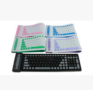 2015 New 2.4G Wireless keyboard Waterproof Silent Mute Slim Keyboards for Desktop PC Laptop Portable keyboard teclado sem fio(China (Mainland))
