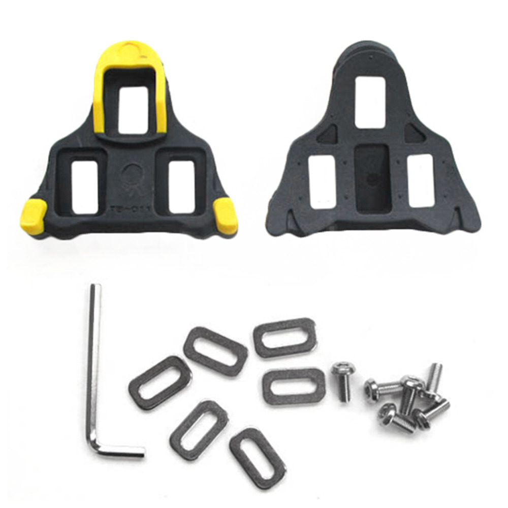 Free Shipping Self-locking Cycling Pedal Bike Bicycle Cleat For Shimano Road SM-SH11 SPD-SL Bicycle Pedal<br><br>Aliexpress