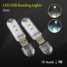 USB Led Light 5730 3Leds lamp For Reading/Camping Lights For PC Laptops Computer Notebook Mobile Power Night light(China (Mainland))