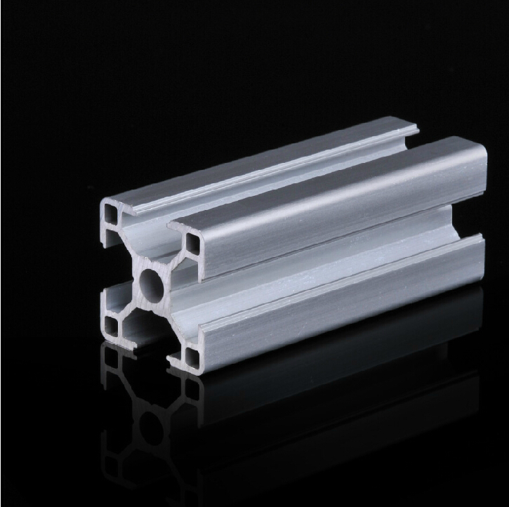 500mm Long Aluminum Profiles 3030 extrusions T-slot Aluminum Pipe Profile Grade 6063All Length in Stock(China (Mainland))