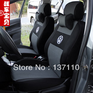 Customize vw lavida polo bora 6 jettas suitcase santana special car seat covers(China (Mainland))