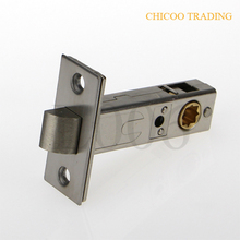 NEW  automatic function Stainless Steel bathroom latch lock,  indicator latch lock, passage latch lock, privacy latch lock(China (Mainland))