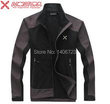 Uomini Italia Montura Jackets Men soft shell Fleece Jacket Italy Outdoors  antistatic warm jacket  Casual coat free shipping(China (Mainland))
