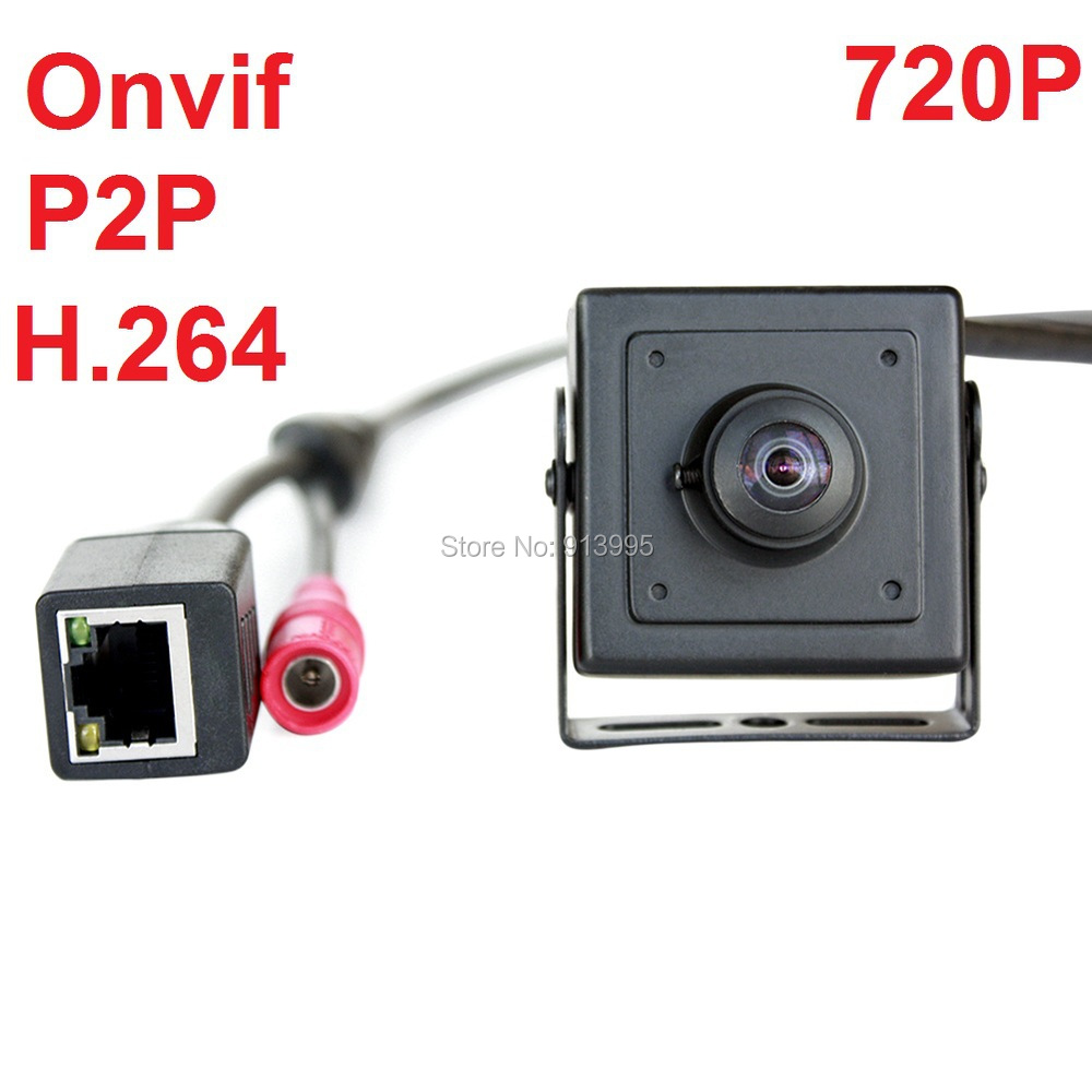 180 degree wide angle  fisheye lens mini IP camera, micro P2P ip camera onvif2.0