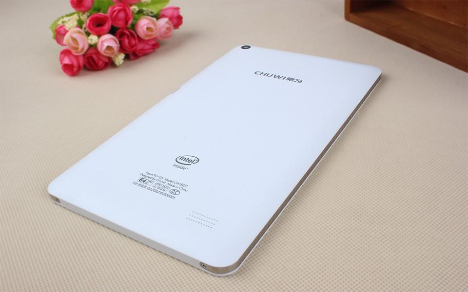 original Chuwi Hi8 Dual Boot OS Tablet PC Z3736F Quad Core 2GB 32GB 8 inch 1920x1200