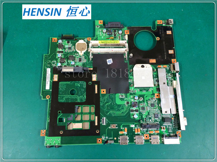 FOR ASUS X50N laptop MOTHERBOARD  INTEGRATED GRAPHICS 100% Work OK<br><br>Aliexpress