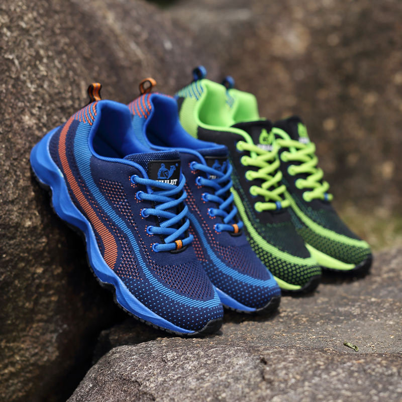 2016 Summer factory direct sales of the latest walking shoes wear-resistant non slip outdoor casual shoes free shipping(China (Mainland))