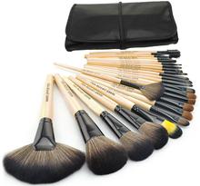 cheap professional makeup brush set