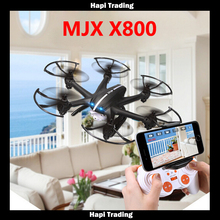 MJX X800 / X800C RC mini Drone dron Helicopter quadcopter 2.4G 6-Axis Can Add C4005 FPV Wifi Camera White Black vs jjrc h20 cx20(China (Mainland))