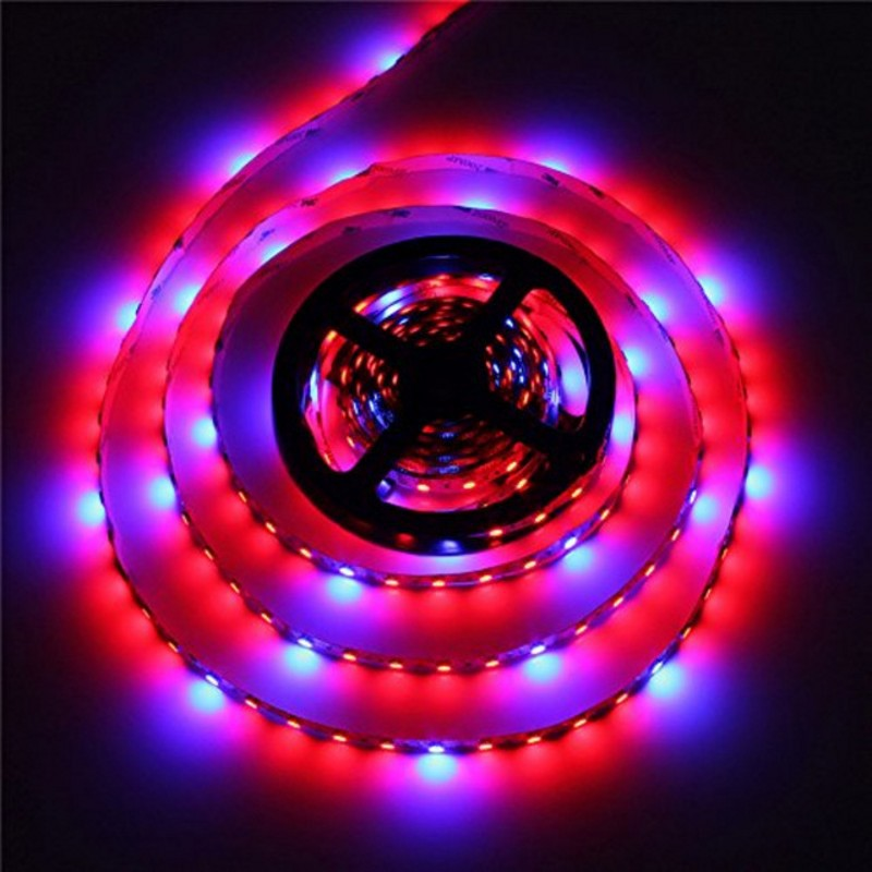 1pcs growing led strip light for aquarium greenhouse. Black Bedroom Furniture Sets. Home Design Ideas